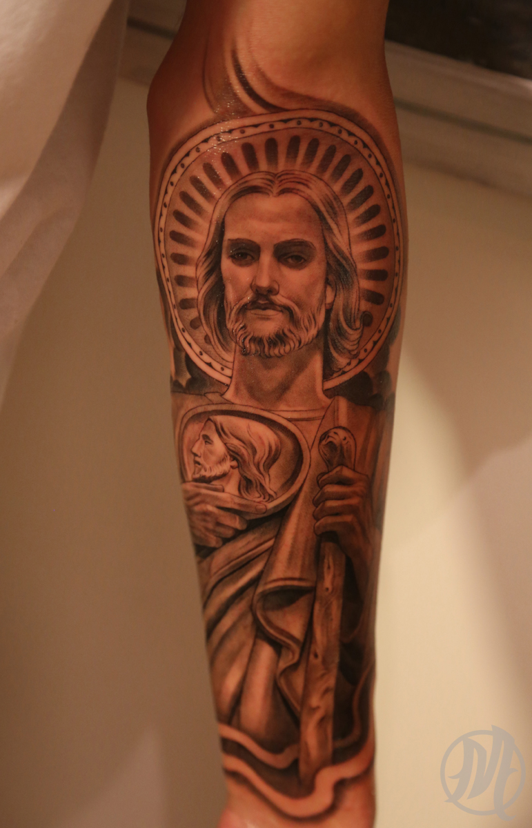 San Judas Tattoo: September